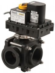 Banjo Electric 3 Way Directional Valve 9901-EV200SL